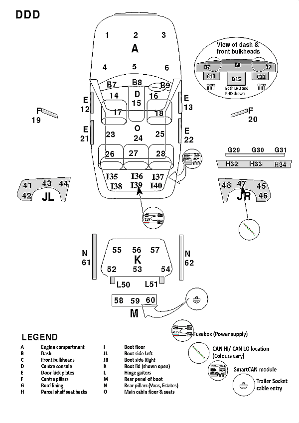 smart car 2006 wiring diagram